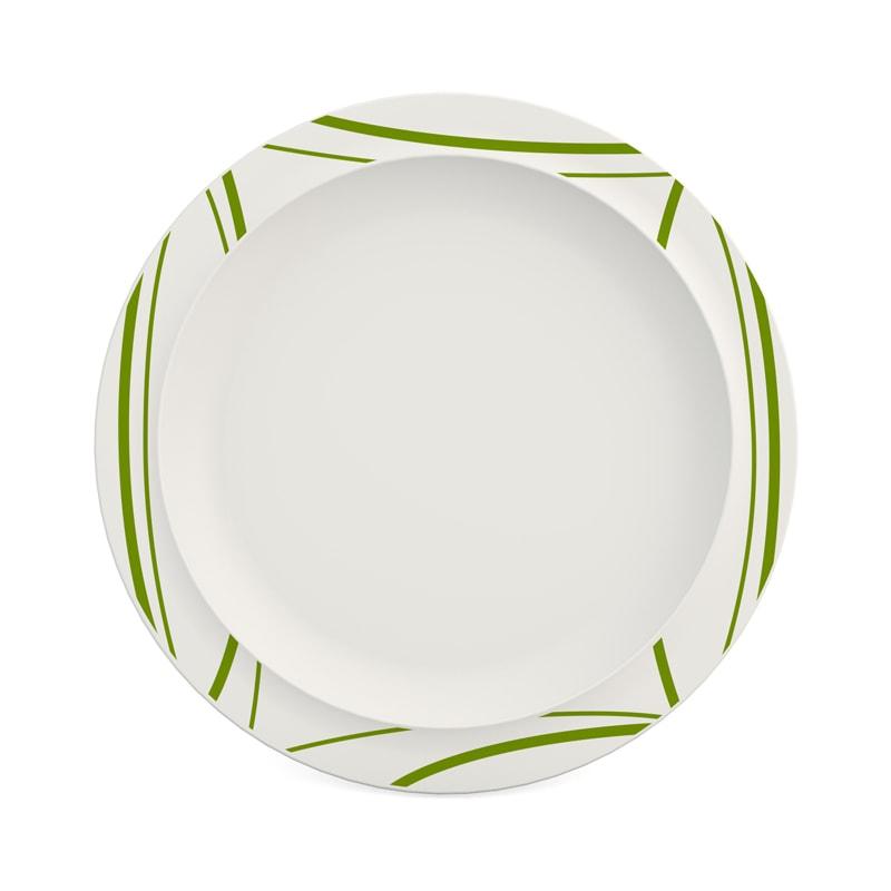 Plate flat  Ø 22 cm