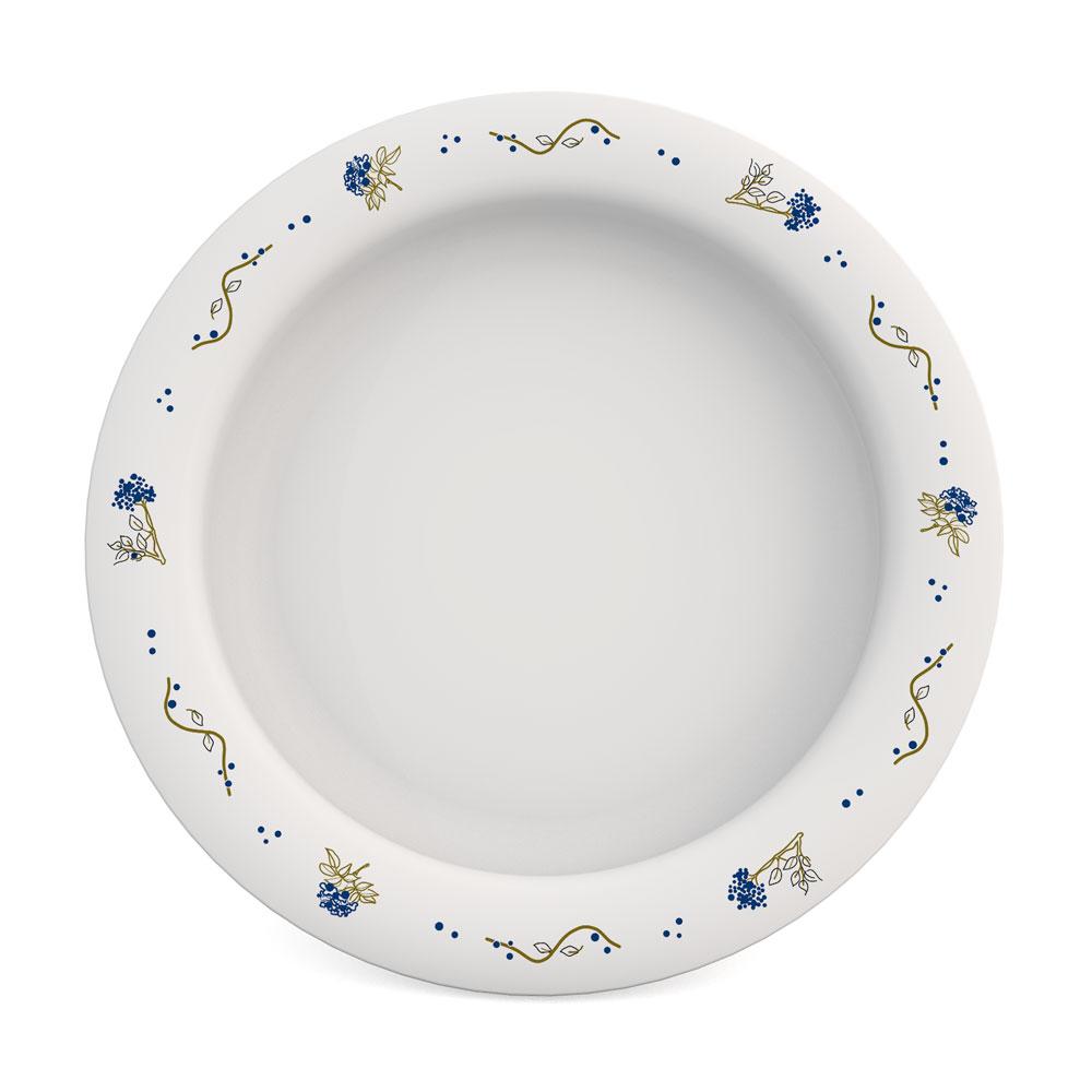 Plate with Sloped Base Ø 26 cm