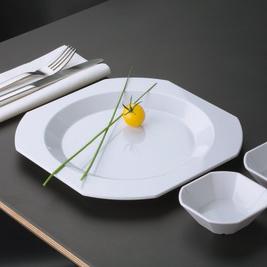 Plate flat Ø 27 cm