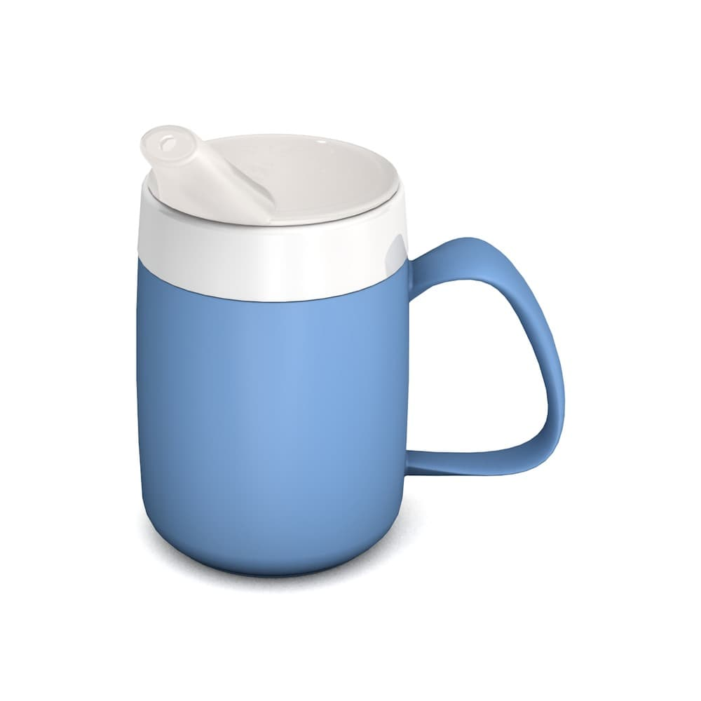 Mug with Internal Cone 140 ml  and Spouted Lid