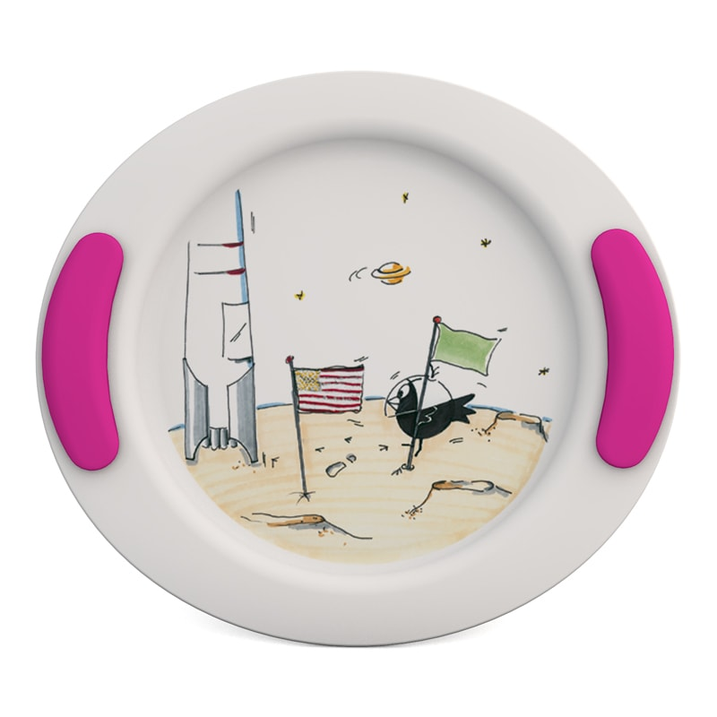 Children's Plate flat  Ø 25 cm