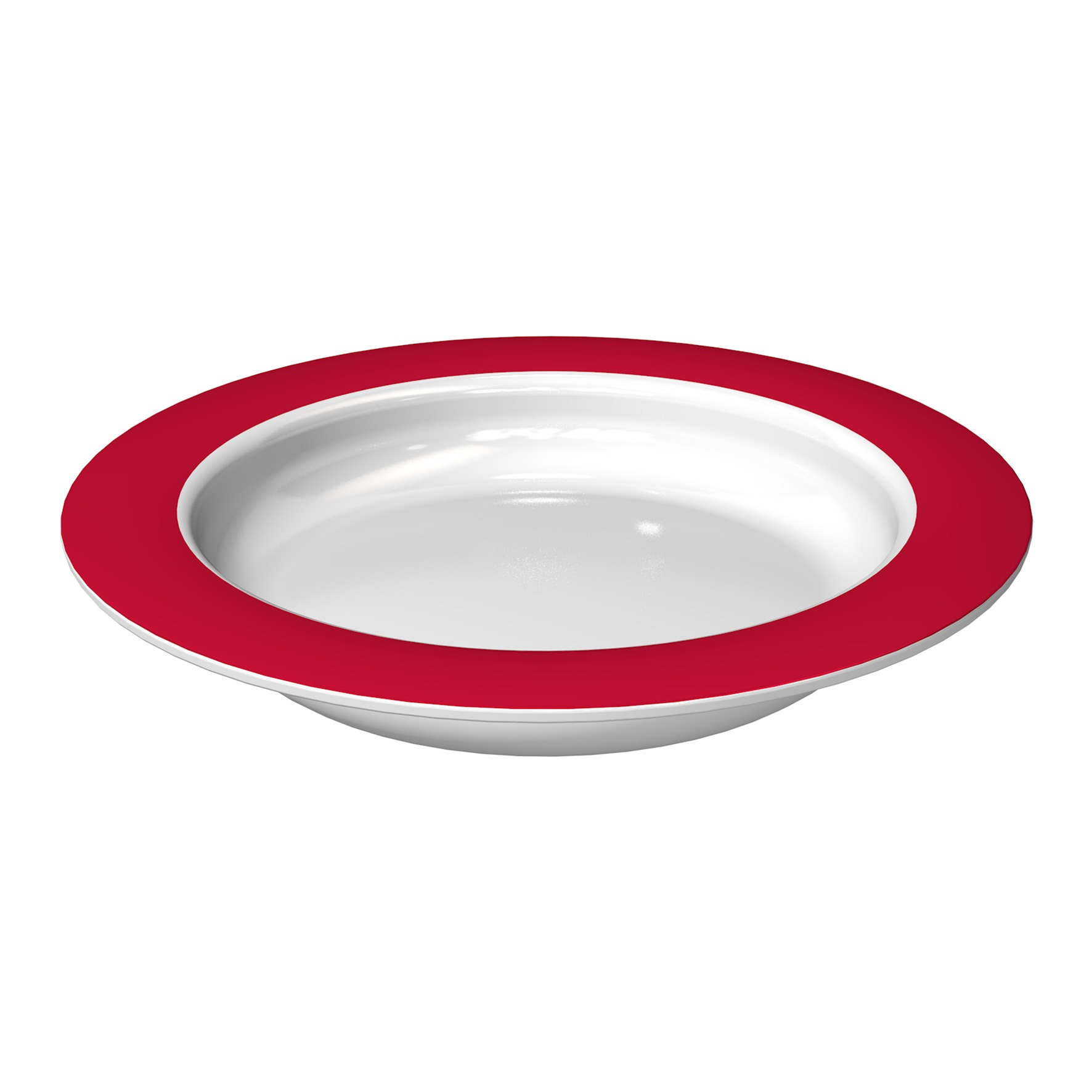 Plate with Sloped Base Ø 20 cm