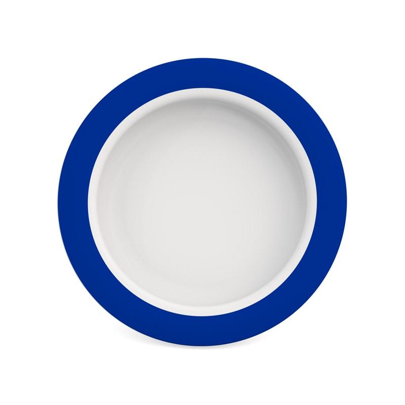 Kleiner Teller mit Kipp-Trick