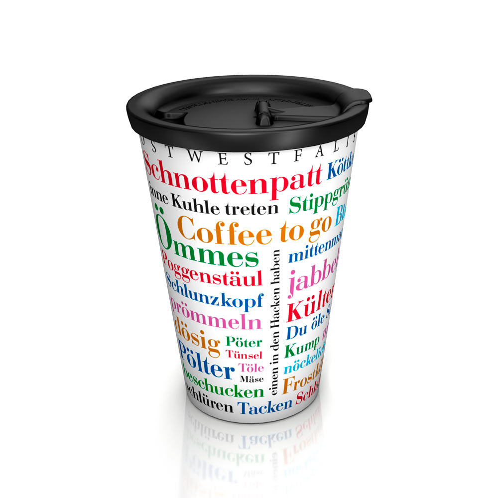 Coffee to go OWL-Becher