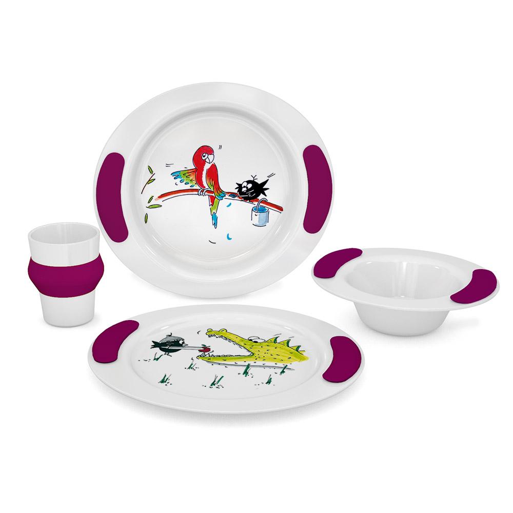 Kinder-Geschirr Set