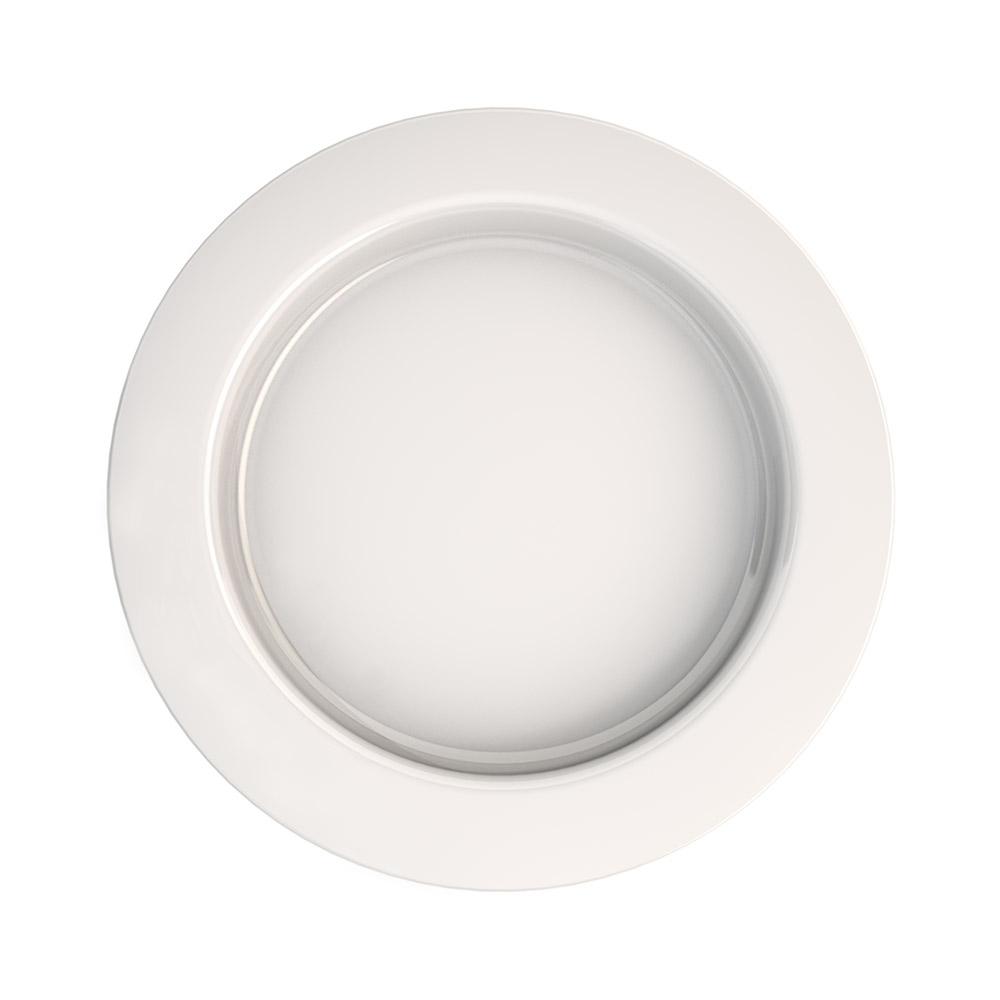 Plate with Sloped Base Ø 27 cm