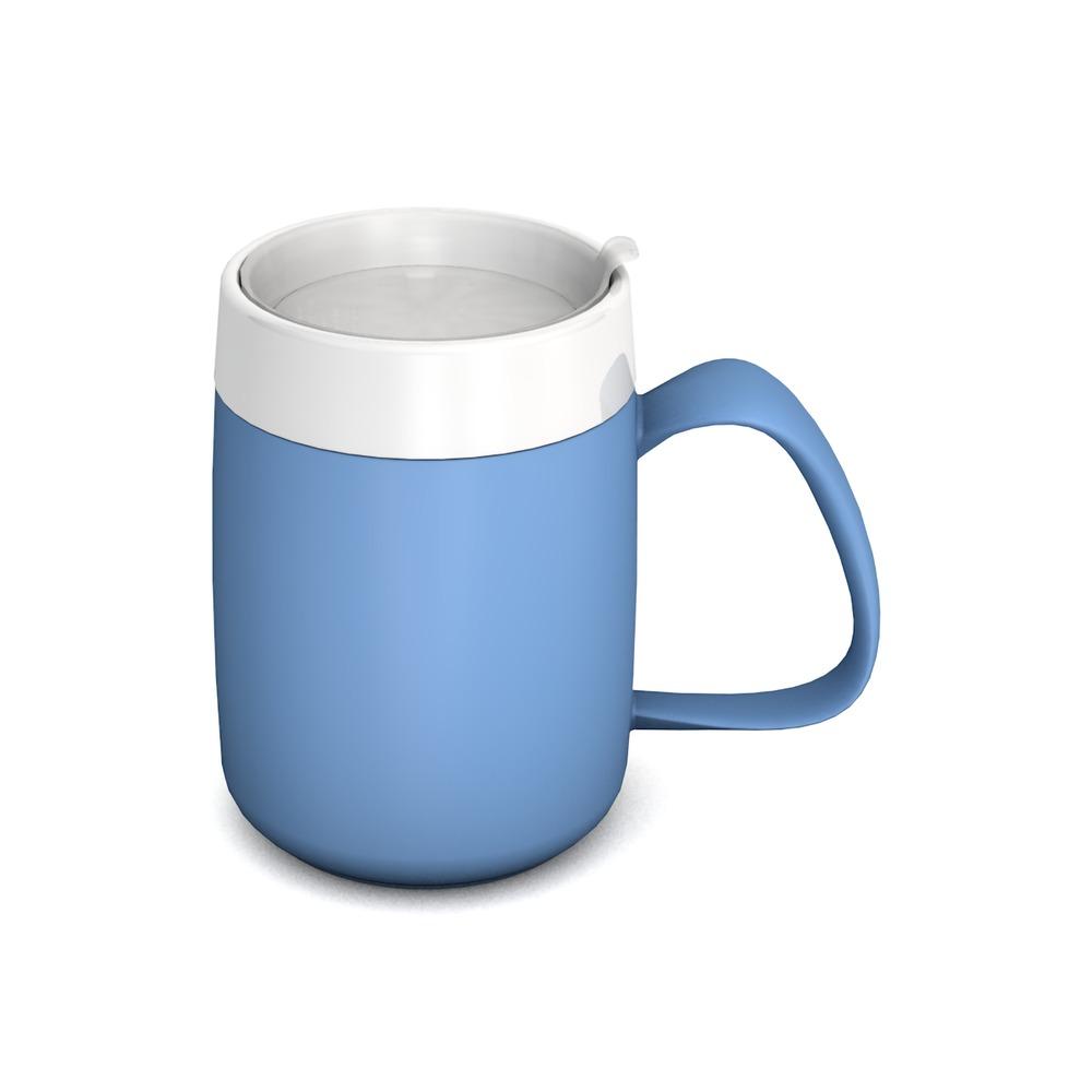 Thermo Mug 260 ml with discreet Drinking Lid