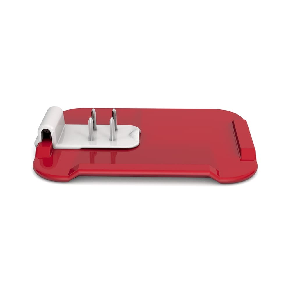 Non-Slip Board with Food Preparation Help