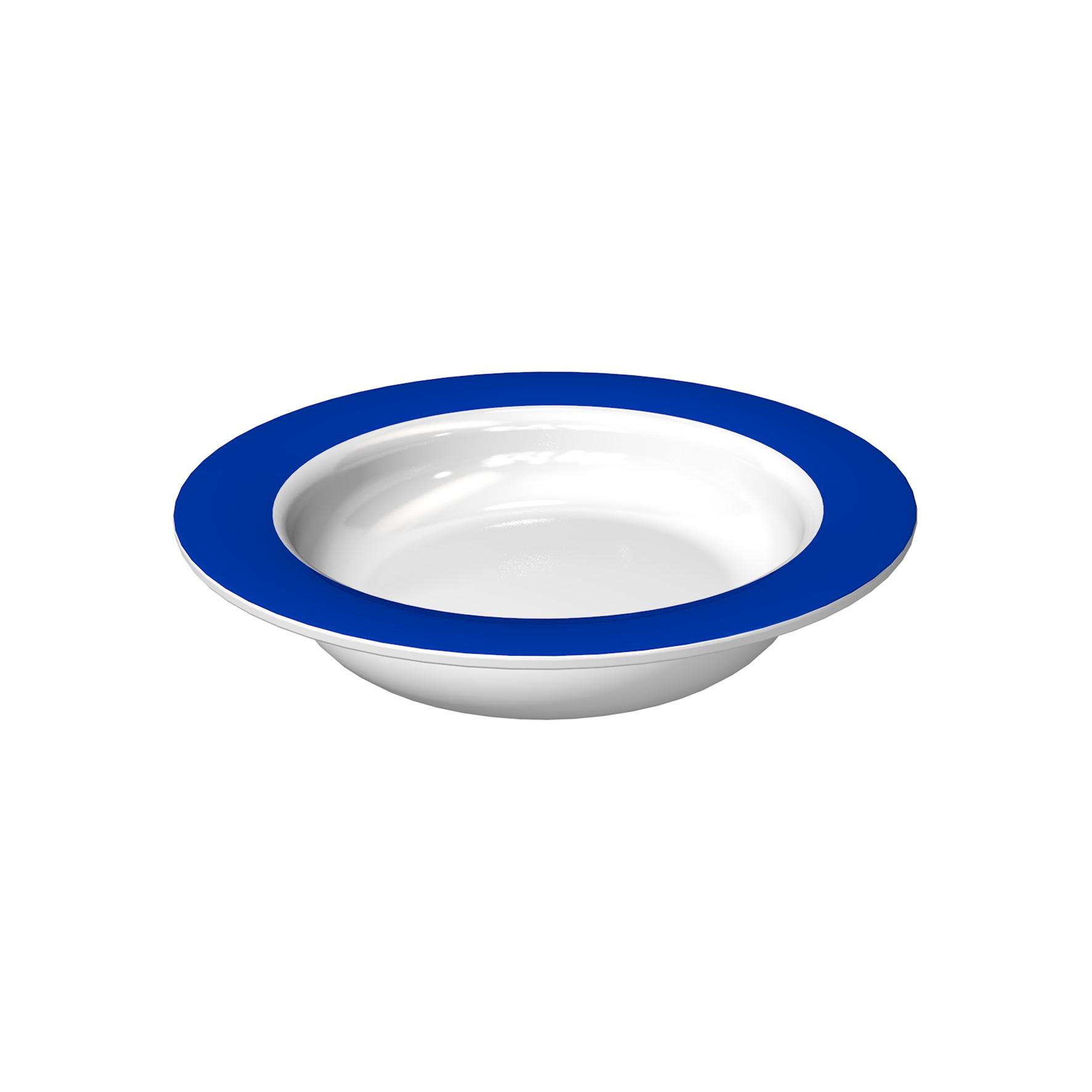 Bowl with Sloped Base