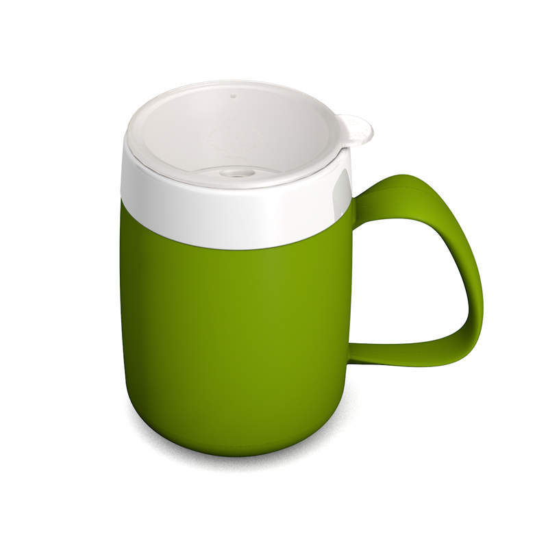 Thermo Mug with Drinking Lid