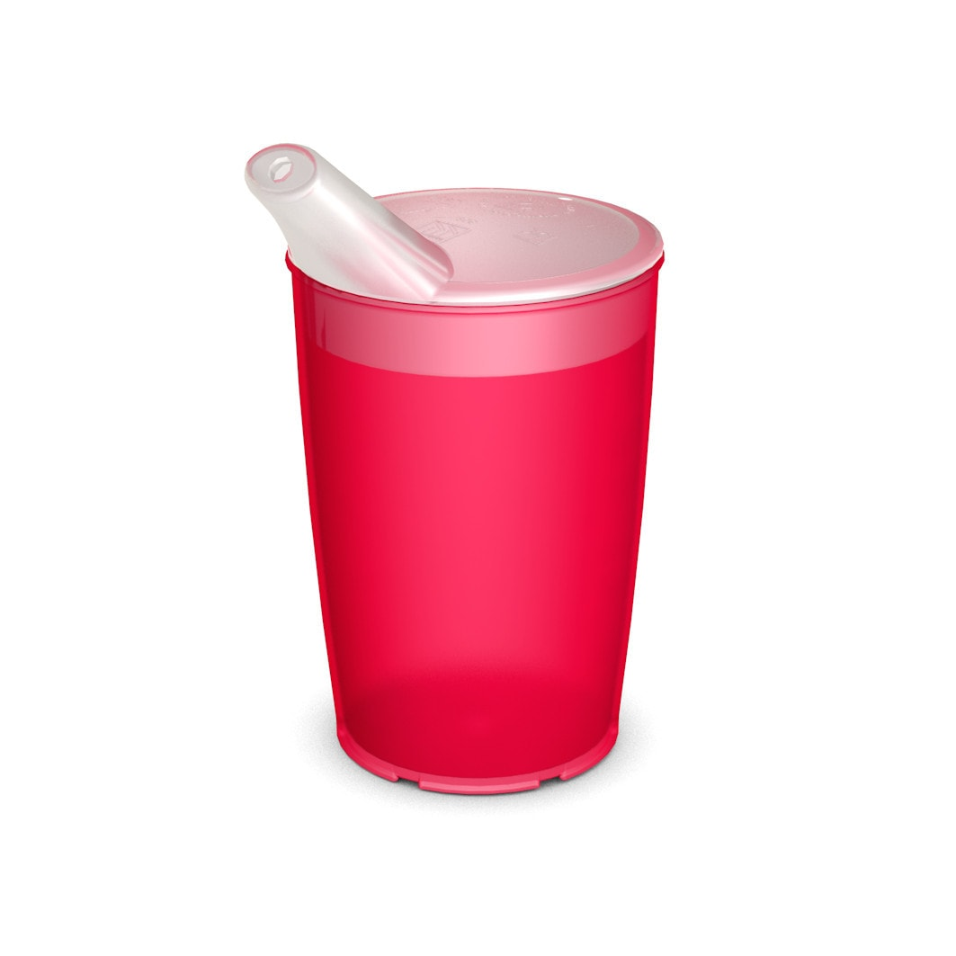 Cup Scale with Spouted Lid