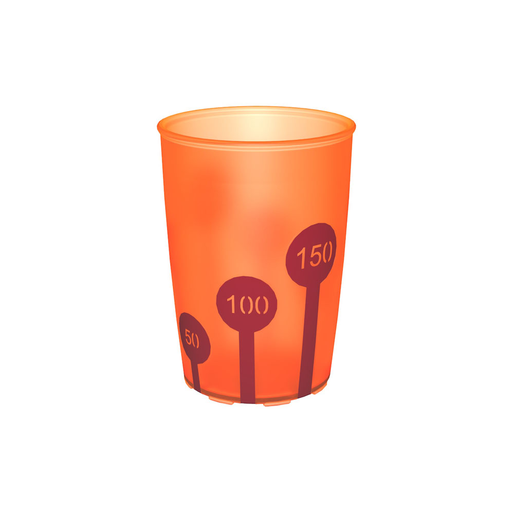 Non-Slip Cup with Scale