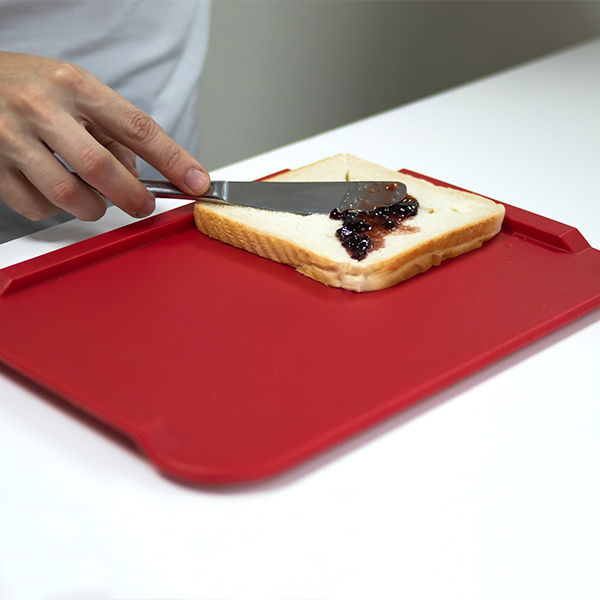 Non-Slip Chopping Board 28 x 21 cm